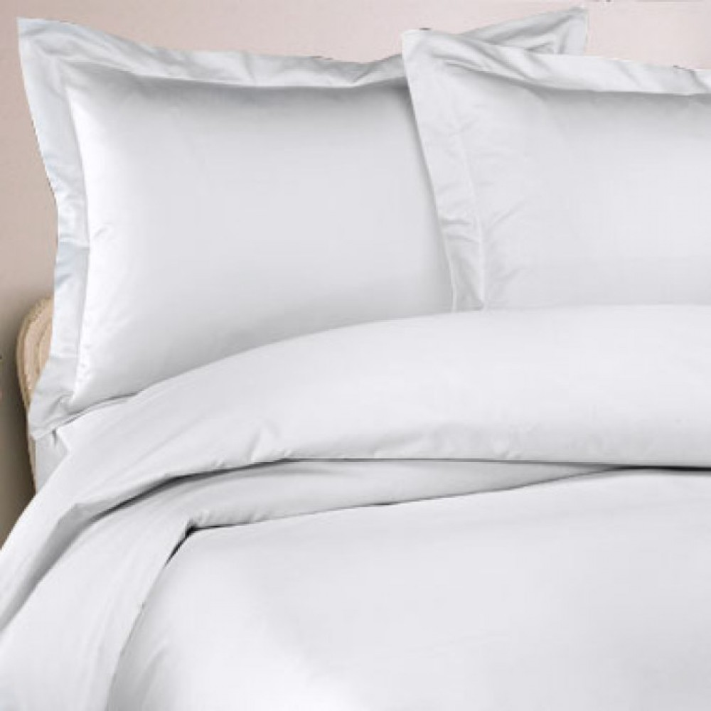 Egyptian Cotton 1000 Thread Count Sheet Set White