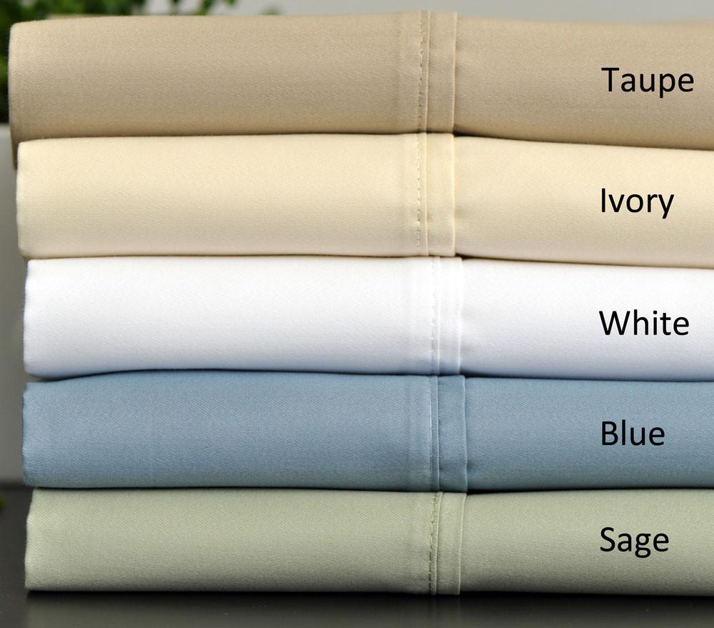 600 Thread Count Cotton Rich Sheet Set With Bonus