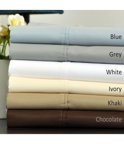 700 Thread Count Egyptian Cotton Blend Sheet Set
