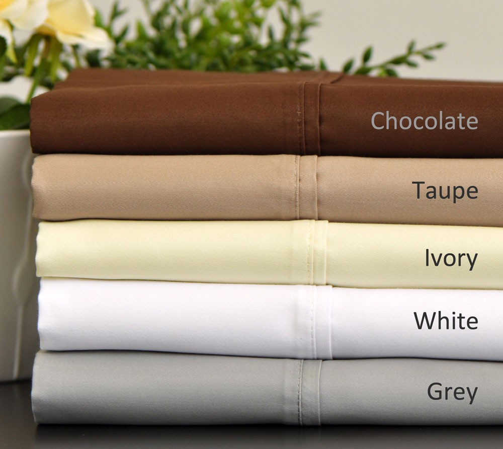 800 Thread Count Egyptian Cotton Blend Sheet Set With